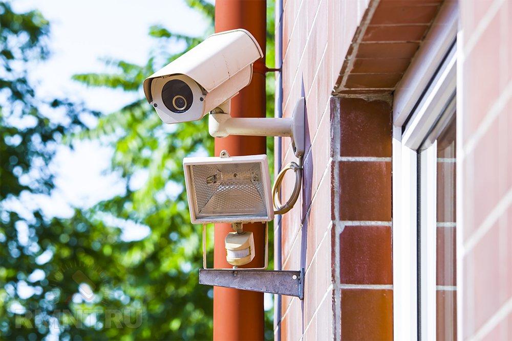 Видеонаблюдение для многоквартирного дома своими руками 14