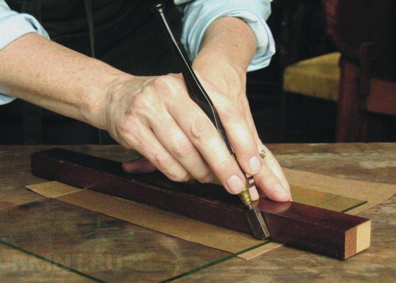 Как наточить стеклорез в домашних условиях