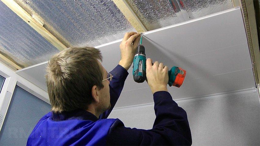 Как утеплить балкон своими руками: пошаговая инструкция