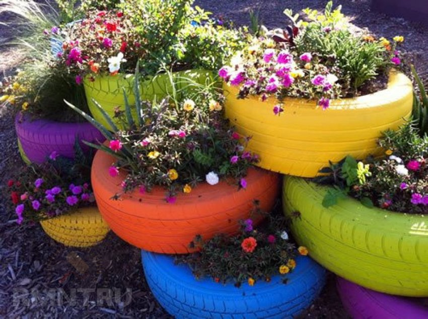 Дизайн сада о огорода своими руками