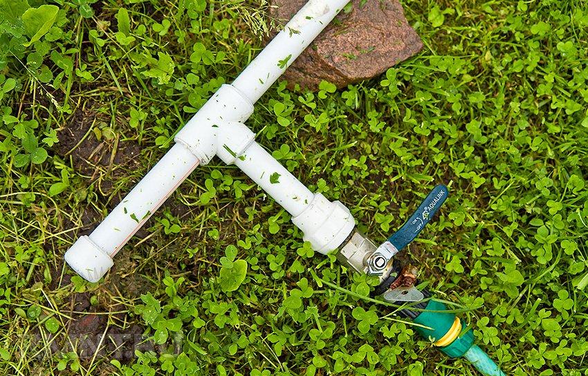 Как провести водопровод из пластиковых труб своими руками 94