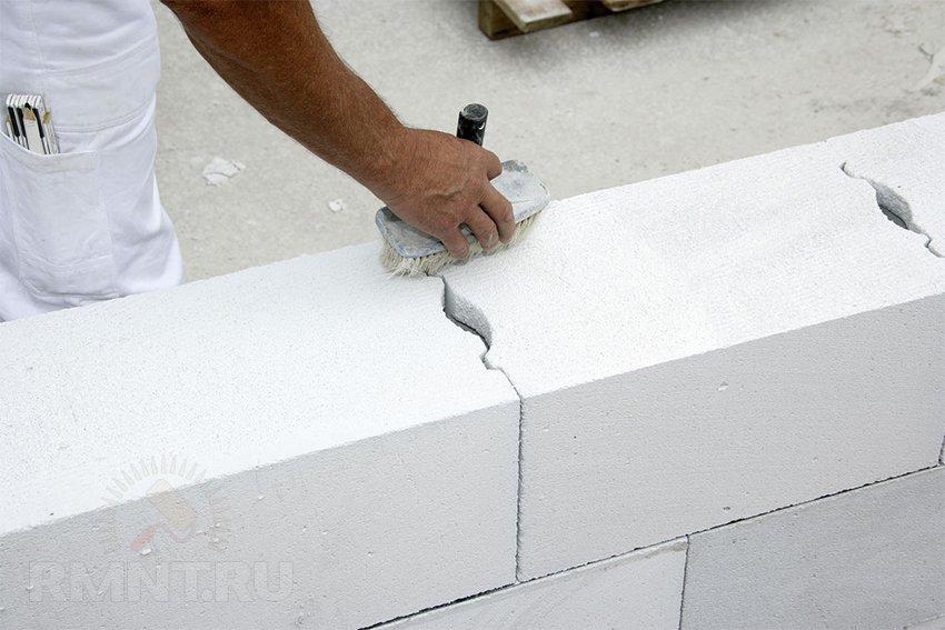 Строительство дома газоблоков своими руками