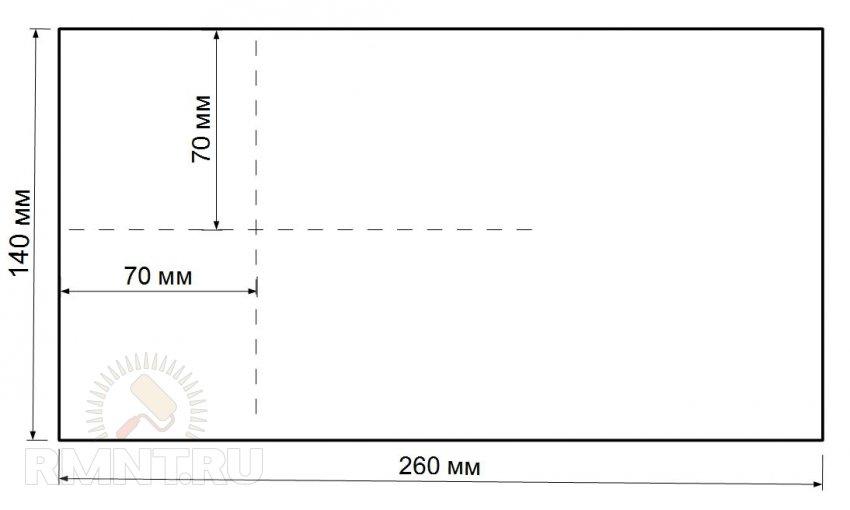 Сверло Калибр 3-4-5-6-7-8-9-10 мм по дереву 8шт
