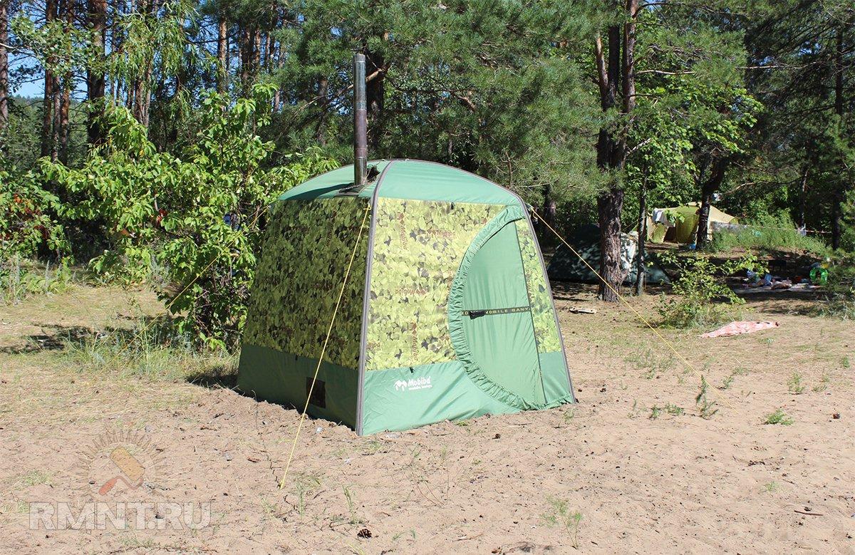 Походная баня палатка: делаем своими руками и выбираем готовую ВИДЕО