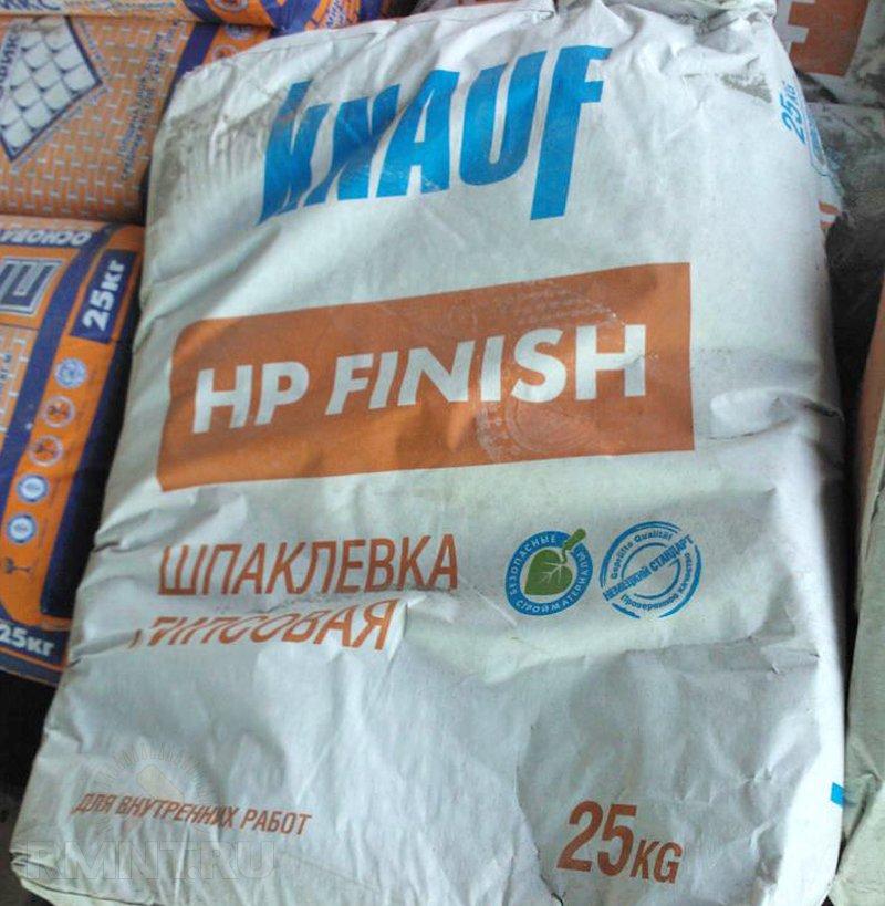 КНАУФ-ХП Финиш