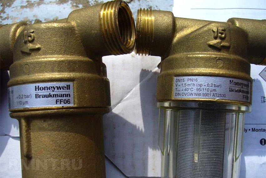 Фильтры для воды: