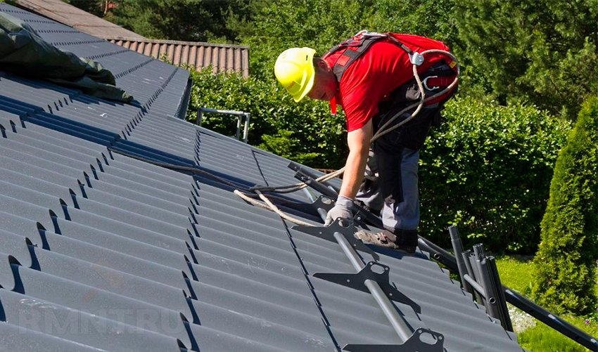 Крыша веранды и как сделать крышу терассы своими руками 5