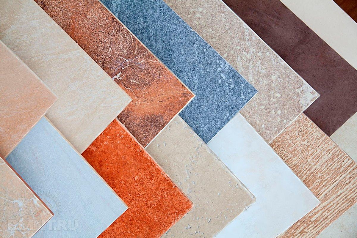 Особенности плитки производства разных стран