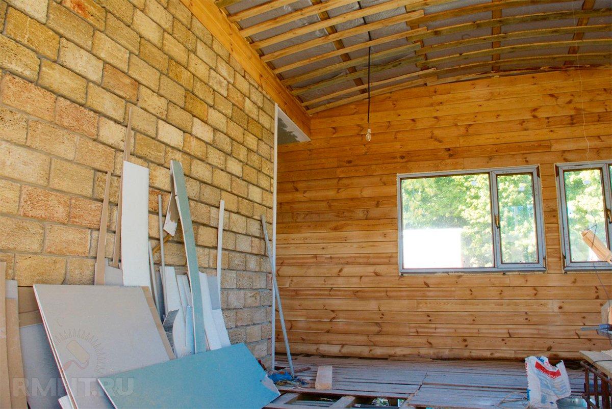Гидроизоляция старого дома из ракушечника наливной пол литокол стоимость