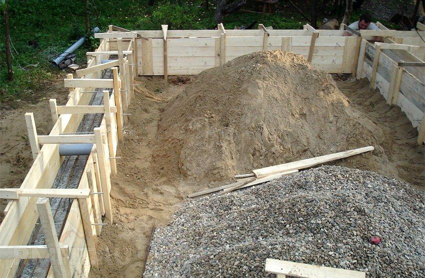 Заполнитель для бетона