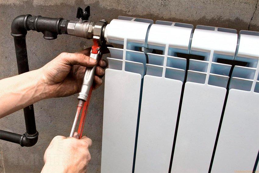 Как убрать воздух из системы отопления: кран маевского, воздухоотводчики