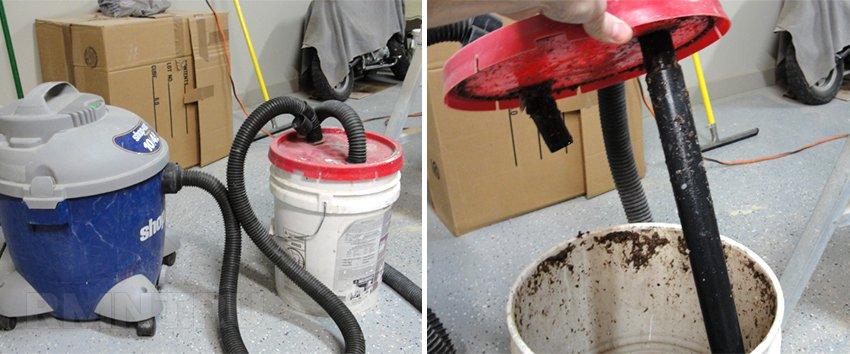 Пылесос для цементной пыли своими руками 974