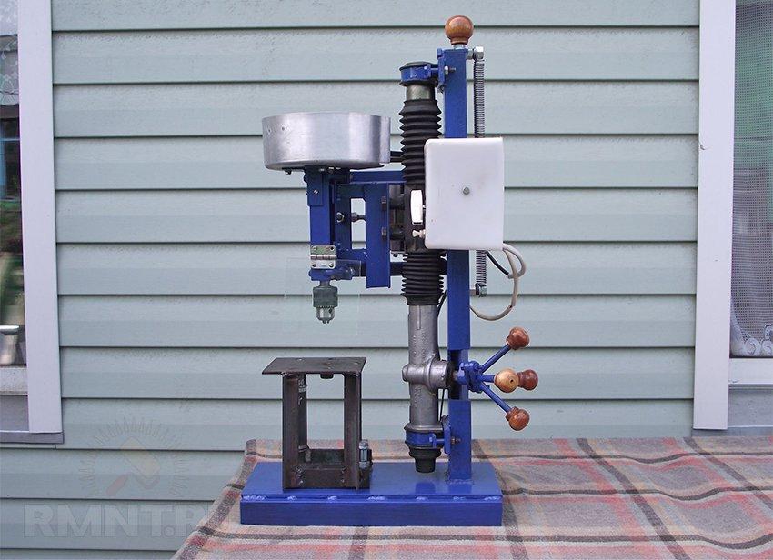 Станок для сверления печатных плат своими руками фото 750