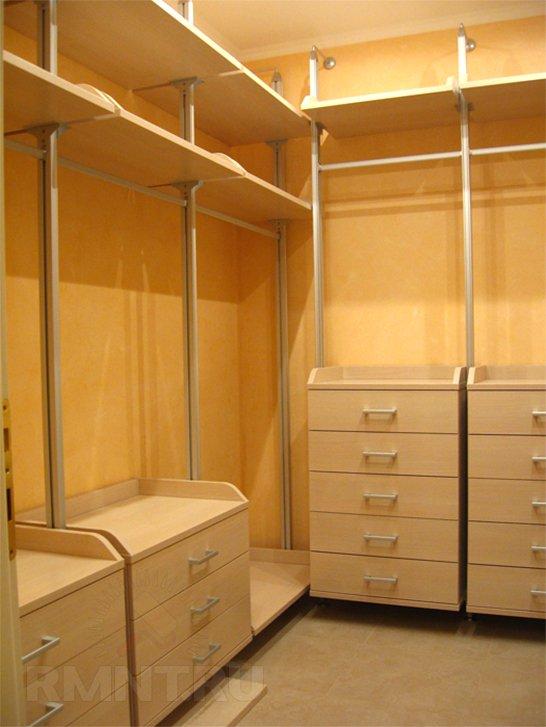Системы хранения вещей для гардеробной rmnt.ru.