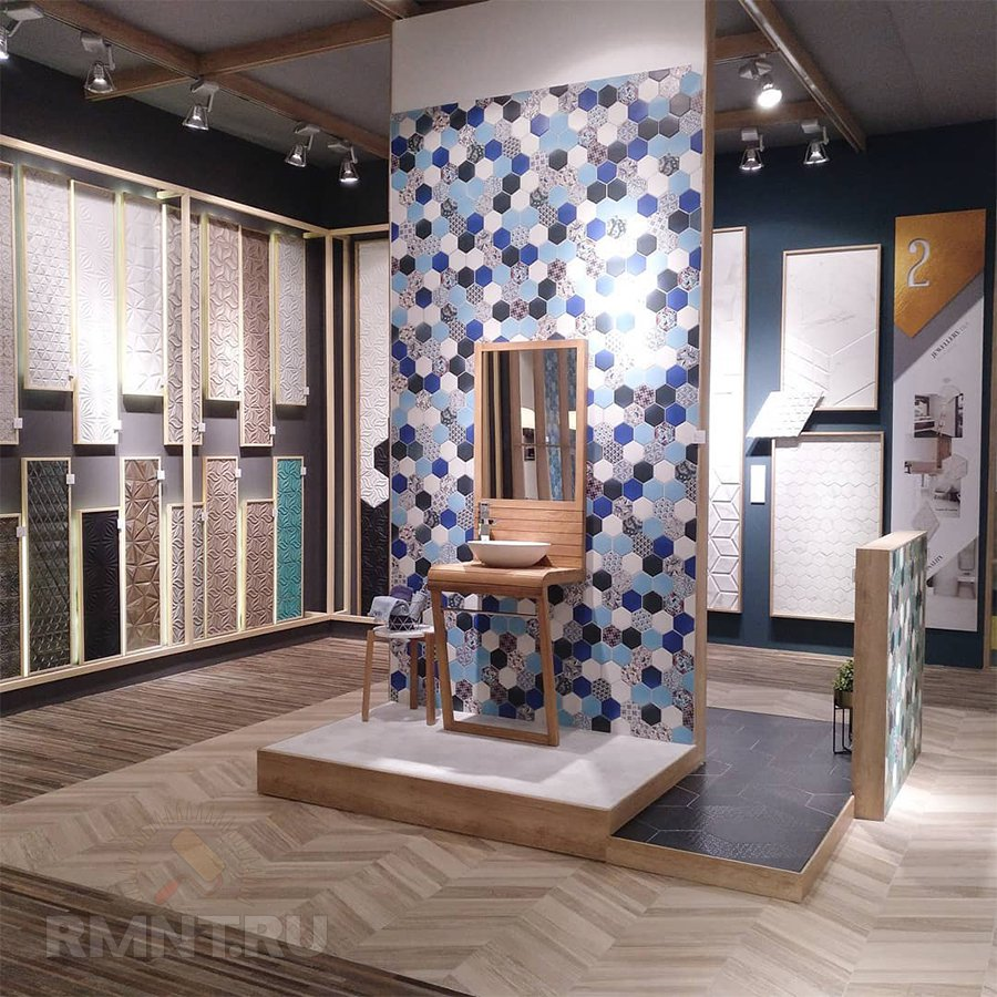 Cevisama-2019: основные тренды испанской выставки керамики