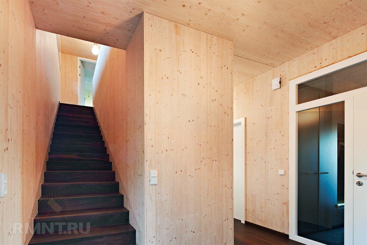 CLT-панели для строительства дома