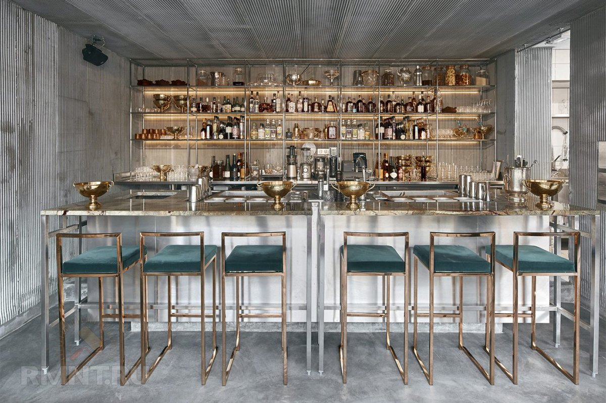 Домашний бар — идеи обустройства