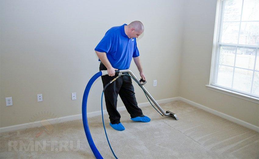 Уборка квартиры после ремонта. Кому доверить